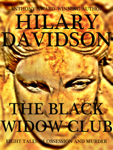 The Black Widow Club cover 8b