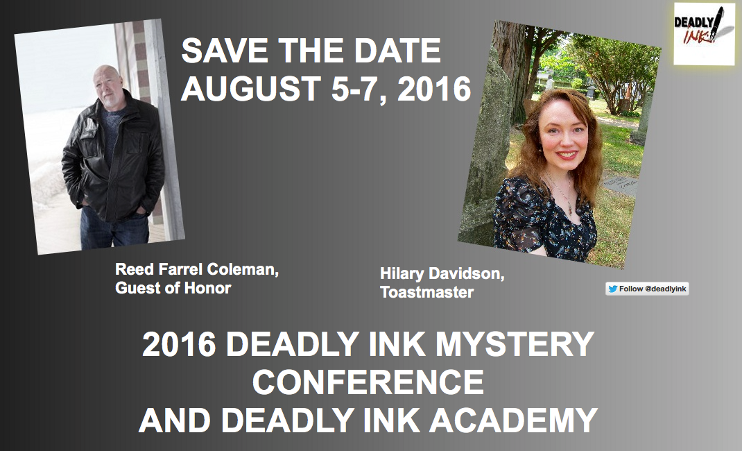 Deadly Ink 2016